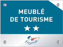 meuble tourisme deux etoiles - Accueil